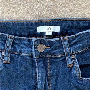 dark wash BP jeans